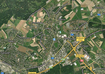 Google Map Dietlikon